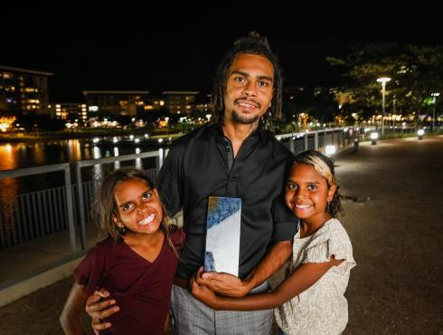 IHD alumni awarded NT Young Australian of the Year