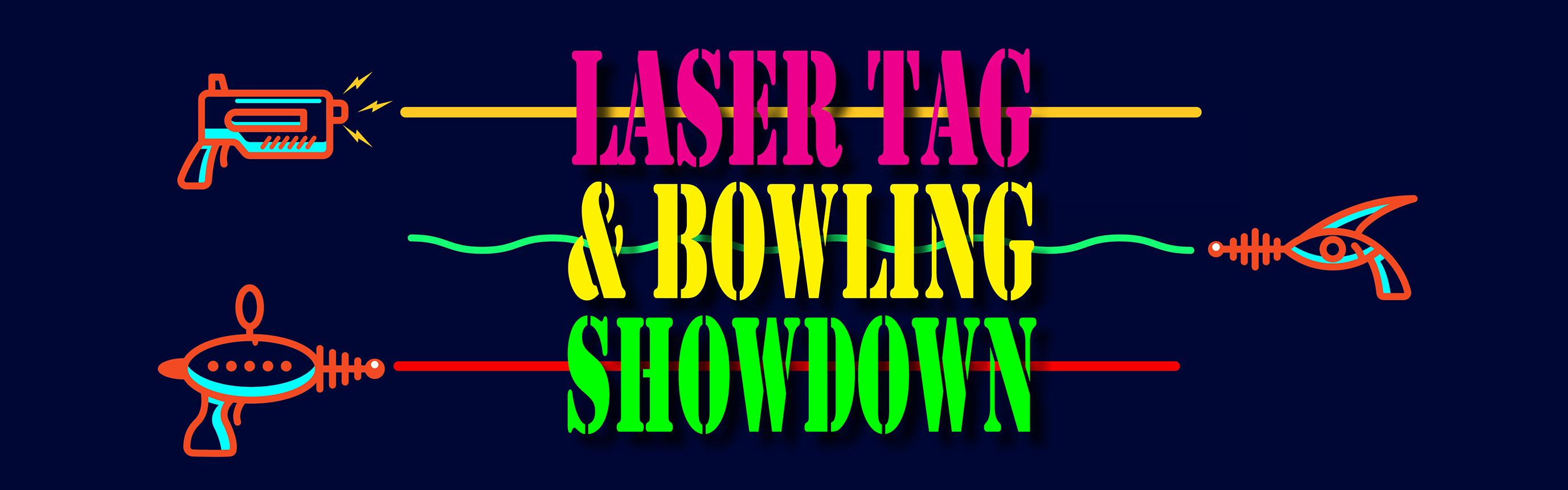 Laser Tag & Bowling Showdown