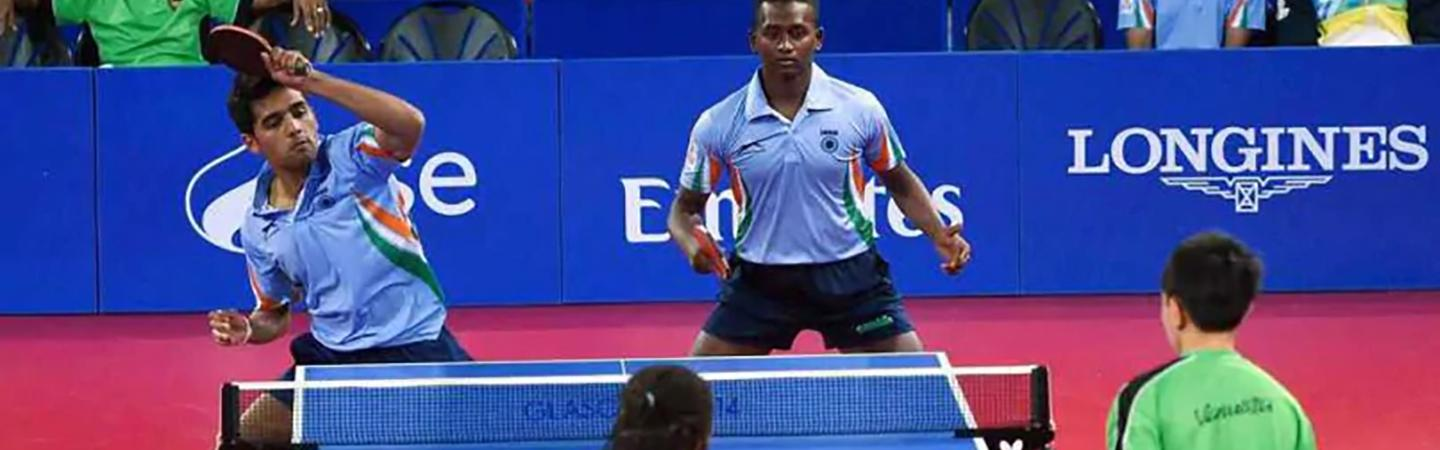 Table Tennis: Rotating Team Competition